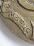 Настольная медаль «Карл Мария Вебер», фото №10