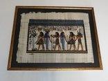 Картина сувенир папирус Египет, фото №2
