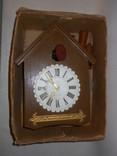 Часы с кукушкой СССР  Маяк, фото №2