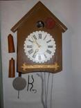 Часы с кукушкой СССР  Маяк, фото №3