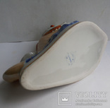 Салфетница Рыбка клеймо Коростень, фото №7