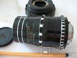 Объектив таир-38ц [как нов, коллекц ]No-00240 , оригинальный футляр и передняя крышка, фото №11