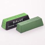 Паста полировальная DIALUX зеленая 125г.,Для материалов:серебро,золото,хром,платина, фото №3