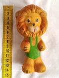 Резиновый лев, фото №2