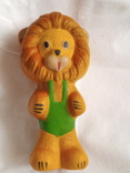 Резиновый лев, фото №7