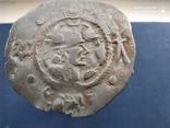 Эфталиты.Неизвестный правитель 474-561 г.Драхма., фото №2