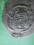 Эфталиты.Неизвестный правитель 474-561 г.Драхма., фото №5