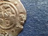 Эфталиты.Неизвестный правитель 474-561 г.Драхма., фото №6