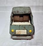 Машинка железная-грузовичок из СССР, фото №7