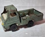 Машинка железная-грузовичок из СССР, фото №8
