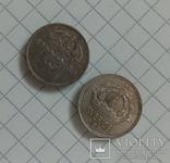 Швеция 10 эре 1934г-10 эре 1944г серебро, фото №4