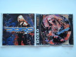 CD. DORO - Fight. Made in Germany., фото №4
