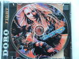 CD. DORO - Fight. Made in Germany., фото №5