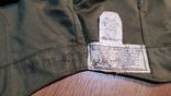 Капюшон американской куртки М43. 1945, фото №3