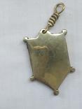 Копия юбилейного жетона Елизаветградского  адского гусарского полка, фото №3
