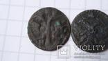 Полушки 1720 год  разные, фото №4