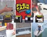 Сверхсильная клейкая лента Flex Tape (Флекс Тайп), супер скотч, фото №4