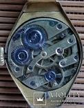 Годинник з браслетом, золото 56 проби, алмази, фото №11