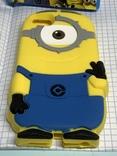 Селиконовый чехол для телефона, фото №3