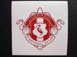 Виниловая наклейка  FC Liverpool  (Старый Логотип), фото №2
