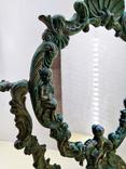 Бронзовое зеркало, фото №5