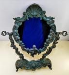 Бронзовое зеркало, фото №6