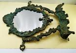 Бронзовое зеркало, фото №7