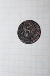 Полушка 1735года брак чеканки, фото №2