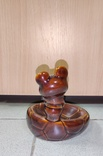 Миша олимпиады пепельница, фото №5