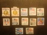 Марки США, фото №2