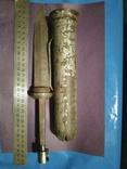 Нож водолаза Второй мировой войны, фото №2