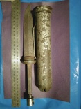 Нож водолаза Второй мировой войны, фото №3