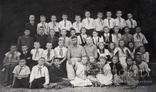 Детская школьная фотография 1950-е годы (24*18), фото №3