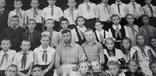 Детская школьная фотография 1950-е годы (24*18), фото №8