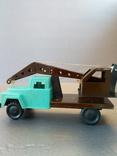 Игрушка автокран ГАЗ 53. 70-80х годов., фото №7