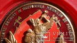"""Памятная медаль """"От пожарных Румынии"""", фото №3"""
