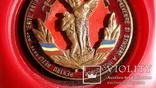"""Памятная медаль """"От пожарных Румынии"""", фото №5"""