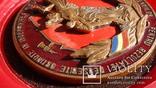 """Памятная медаль """"От пожарных Румынии"""", фото №7"""