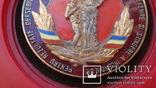 """Памятная медаль """"От пожарных Румынии"""", фото №11"""