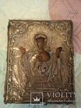 Икона Матерь Божья Знамение, фото №4