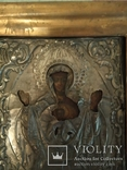 Икона Матерь Божья Знамение, фото №7