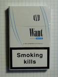 Сигареты Want NANO WHITE