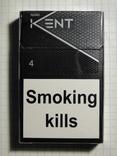 Сигареты KENT NANO 4