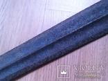 Бронзовий меч гальштатської культури, типу наує. Репліка., фото №5