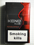 Сигареты KENO CLUB фото 2