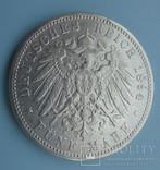 5 марок, 1894 год, Гамбург,, фото №6