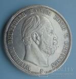 5 марок, Пруссия, 1874 год., фото №3
