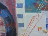 """В.Кнышевский """"Строительство АЭС"""", орг.м.51*68см, 1979г, фото №8"""