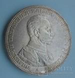 5 марок, Пруссия, 1914 год., фото №3