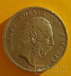 5 марок, 1891 год, Саксония,, фото №4